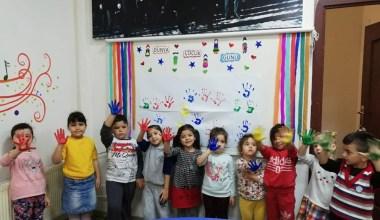 Büyükçekmeceli çocuklar, Dünya Çocuk Hakları Günü'nü kutladı
