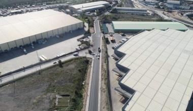 Büyükşehir'den Gebze'de asfalt çalışması
