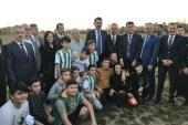 Çevre ve Şehircilik Bakanı Kurum millet bahçelerini inceledi