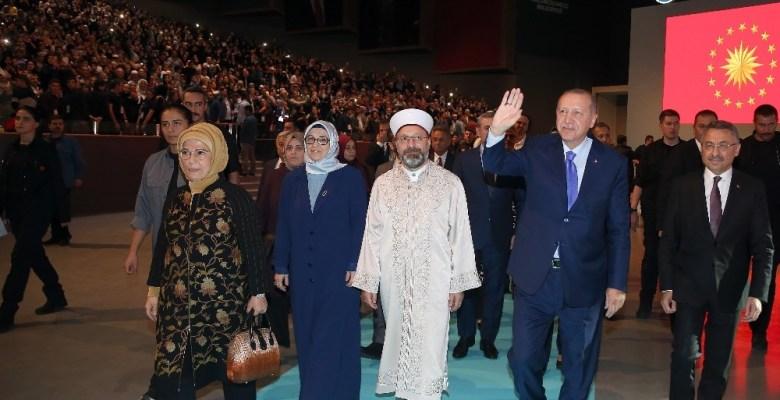"""Cumhurbaşkanı Erdoğan: """"İslam kardeşliğinin sınırı yoktur, hiç kimse bizim aramıza ayrılık tohumu ekemez"""""""
