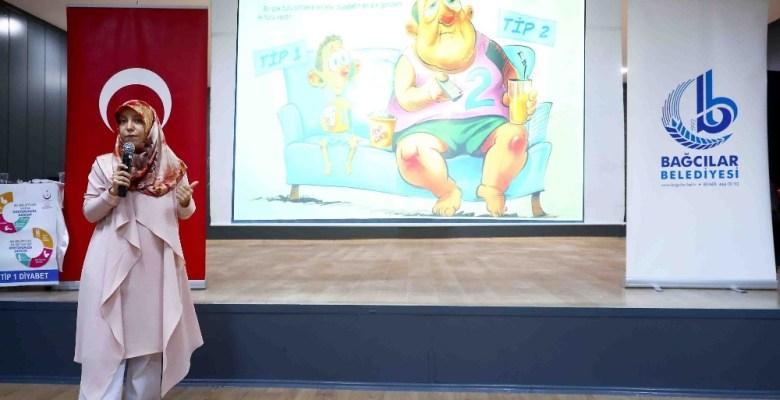 Diyetisyen Sümeyye Aymaz'dan ailelere diyabet uyarısı