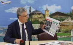 """Ellibeş, """"Kocaeli Büyükşehir Belediyesi'nin hizmetlerine çamur atanların vizyonu yetişemez"""""""