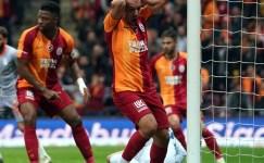 Galatasaray bu sezon ligde 3. yenilgisini aldı