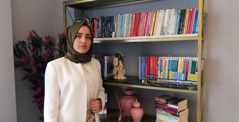 """Klinik Psikolog Büşra Betül Başar: """"Bireyin kendisini keşfetmesini sağlıyoruz"""""""