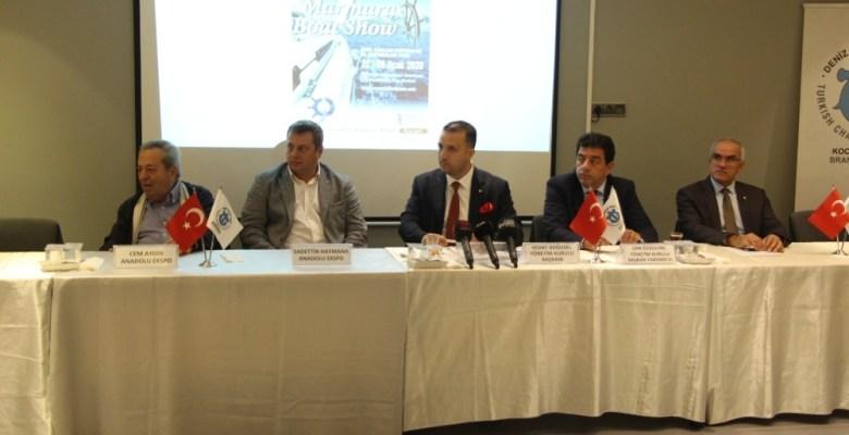 Kocaeli ilk kez Marmara Boat Show'a ev sahipliği yapacak