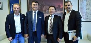 Osmangazi'den Bursaspor'a loca desteği