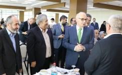Sakarya Üniversitesi emekli personeli vefa yemeğinde buluştu