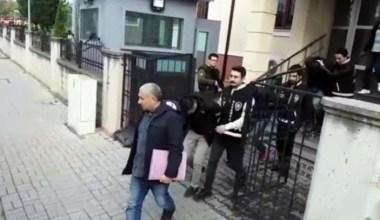 Sakarya'dan çaldıkları çelik kasayla Ankara'da yakalanan 3 şahıs tutuklandı