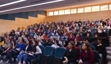 SAÜ'de 'Sağır Kültürü ve İşaret Dili Eğitimi' düzenlendi