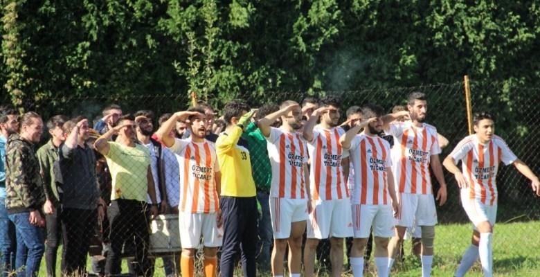 SUBÜ futbol turnuvası sona erdi