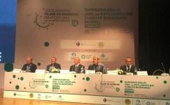 11'inci Uluslararası İslam ve Ekonomi Sempozyumu başladı