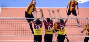 2020 Erkekler CEV Kupası: Galatasaray HDI Sigorta: 3 – Dukla Liberec: 1