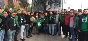Başkan Hürriyet'ten Karşıyaka taraftarına jest