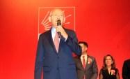 CHP Genel Başkanı Kılıçdaroğlu partisinin 'Vefa Ödülleri' programına katıldı