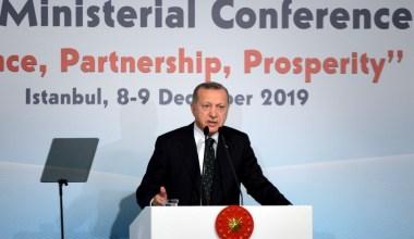 """Cumhurbaşkanı Erdoğan'dan Afganistan'a """"DEAŞ"""" uyarısı"""