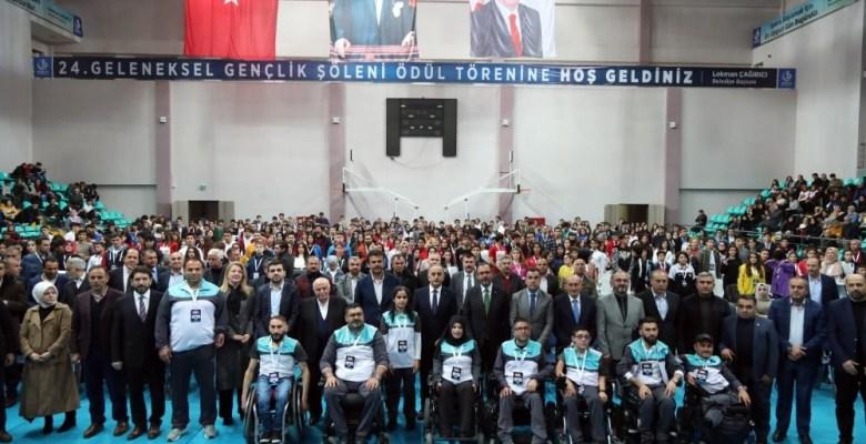 """Gençlik ve Spor Bakanı Kasapoğlu: """"Bağcılar spor şehri olma noktasında çok ileride"""""""