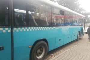 Otobüste uyuyan kadına taciz iddiası: Linç girişimi kamerada
