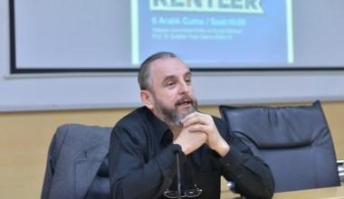 SAÜ'de, 'Dost Şehirler Barbar Kentler' adlı konferans düzenlendi