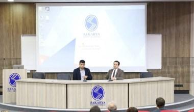 SAÜ'de, 'Sosyal Bilimlerde Araştırma Yöntemleri' konulu konferans düzenlendi