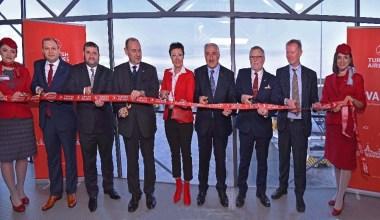 Türk Hava Yolları'ndan Finlandiya'da yeni uçuş noktası