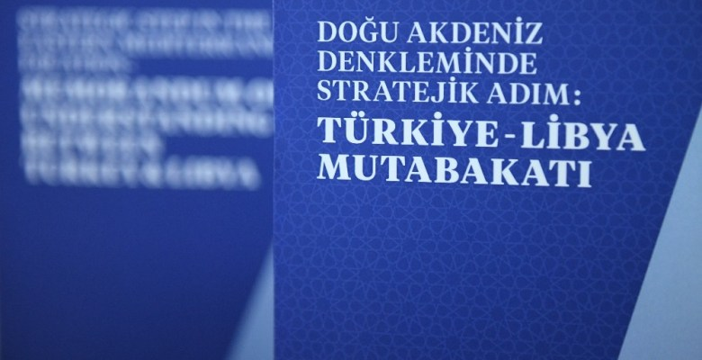 """Cumhurbaşkanı Erdoğan'dan Putin'e """"Türkiye-Libya mutabakatı"""" kitabı"""