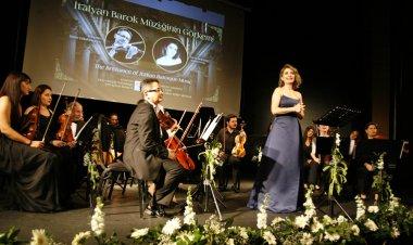 Şef Samir Gülahmedov yönetimindeki MAKSAD Oda Müziği Topluluğu, seslendirdiği 9 eser ile sanat dolu bir gece yaşattı.