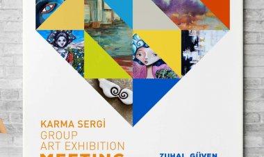 30 Eylül-5 Ekim tarihleri arasında Marmaris Kültür & Sanat Evi'nde