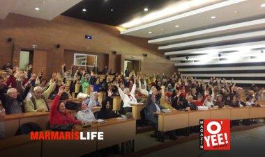Tazelenme Üniversitesi Marmaris