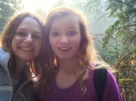 Hiking in Lynn Valley