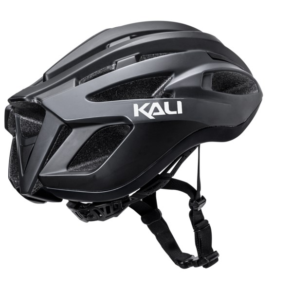 Casco ruta Kali negro mate