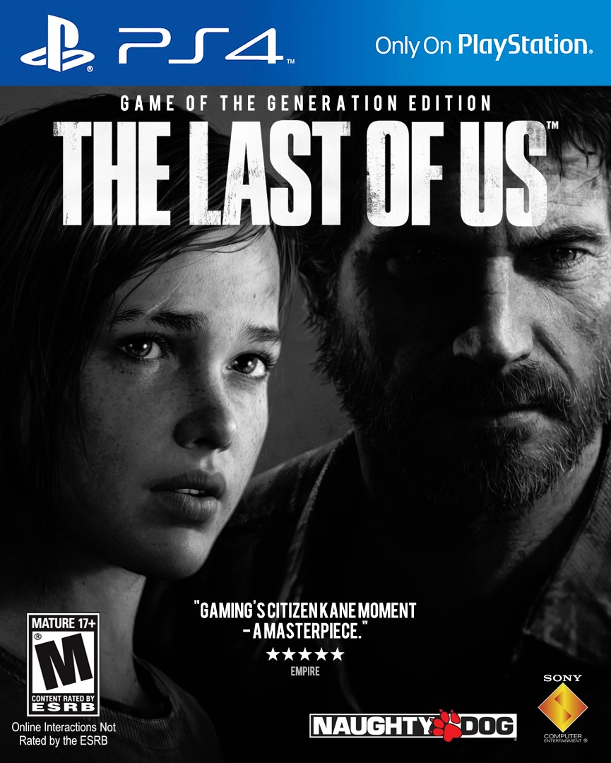 The Last of Us Remastered – Marmota Games