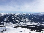 Shortly before the end of my ski season at the Hohe Salve