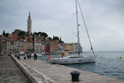 """Rovinj from the """"back"""""""