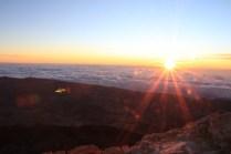 Sunrise on Teide