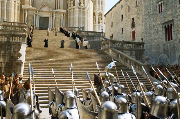 girona game of throne
