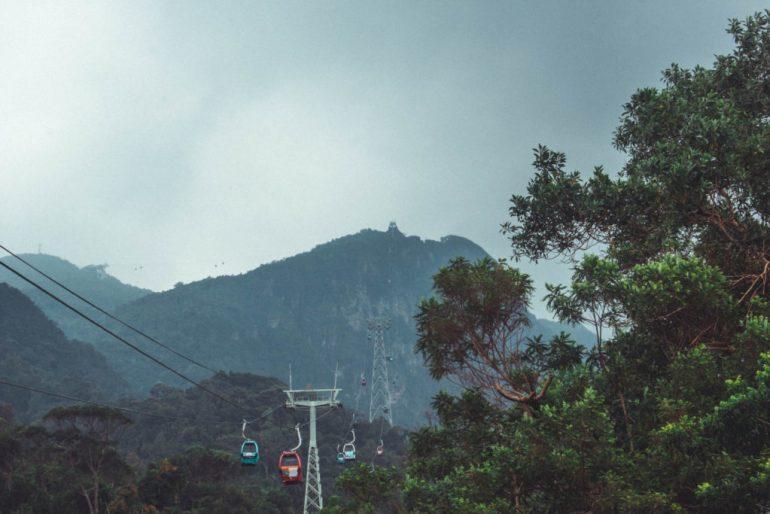 SkyCab Malezja