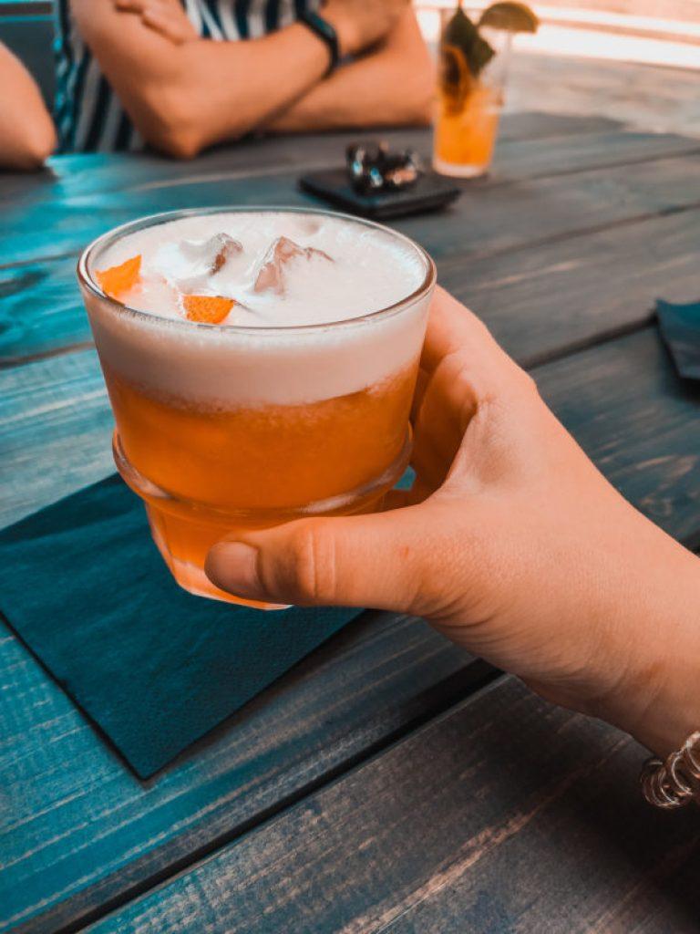 Whisky Sour zagrywki bar