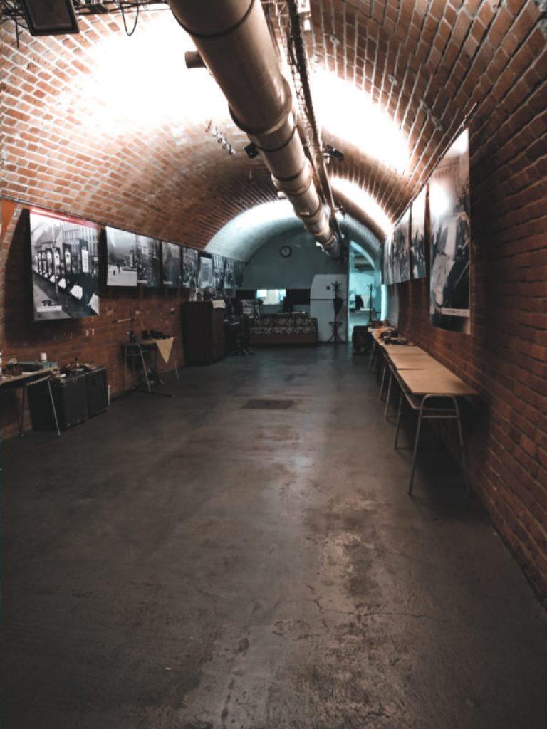bunkier korytarz