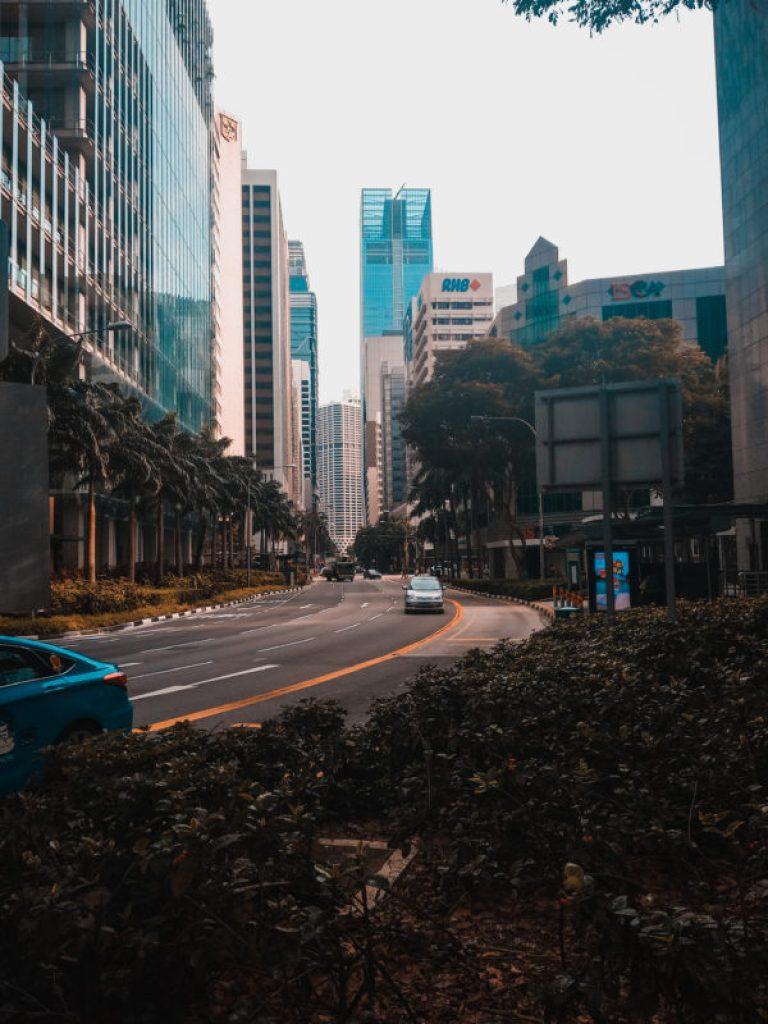 Singapur ulica