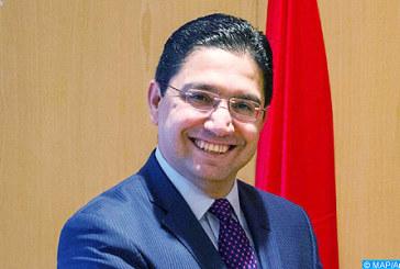 M. Bourita offre un Iftar au corps diplomatique des pays arabes et islamiques accrédité au Maroc