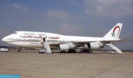 La RAM et Egyptair signent un partenariat de partage de codes