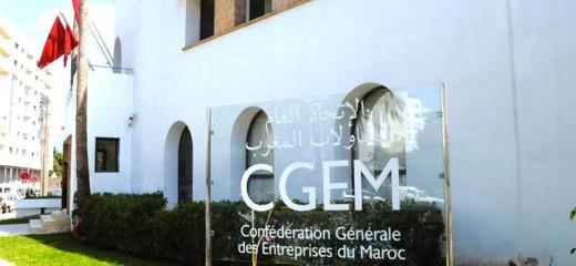 Hakim Marrakchi et sa colistière, Assia Benhida-Aiouch déposent leur candidature à la Présidence de la CGEM