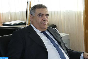 Le Ministre de l'Intérieur reçoit le nouveau Représentant Spécial du SG de l'ONU et Chef de la Minurso