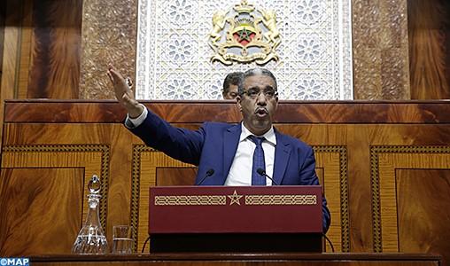 Le gouvernement a interagi positivement avec les revendications de la population de Jerada