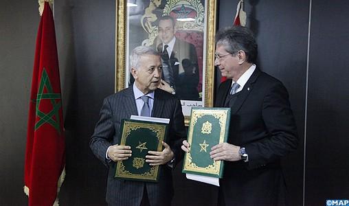 le ministère du Tourisme, du Transport aérien, de l'Artisanat du Maroc et de l'Économie sociale et la direction de l'aviation civile panaméenne