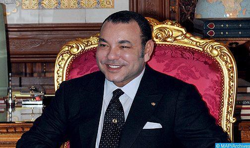 SM le Roi félicite la Présidente lituanienne à l'occasion de la fête nationale de son pays