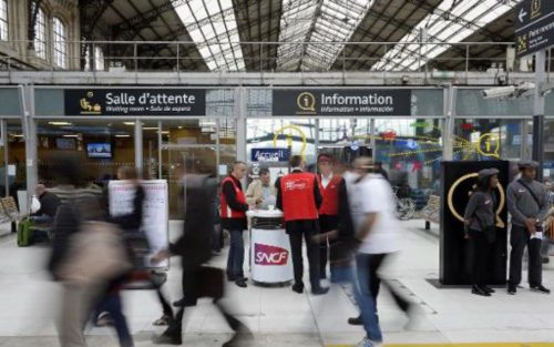 France : 9ème journée de grève du personnel de la SNCF