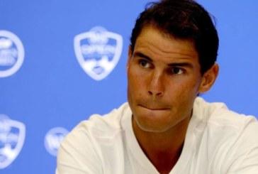 Tennis: Après sa victoire à Toronto, Nadal déclare forfait pour Cincinnati