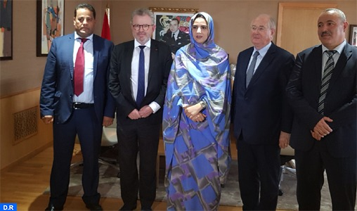le Maroc et la France