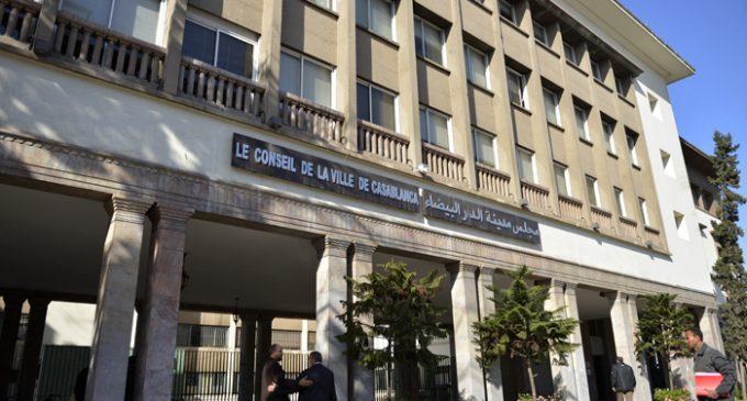 Le Conseil communal de Casablanca